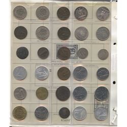 World Coin Collection - Part 4