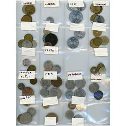 World Coin Collection Part 2, K-Z