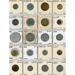 Massive World Coin Collection