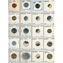 World Coin Collection