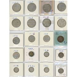 Historic Coins of Newfoundland Collection
