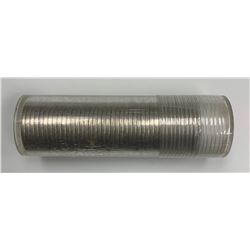 Roll of 5c circulated 1926 Near 6 coins