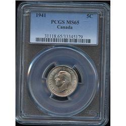 1941 Five Cents