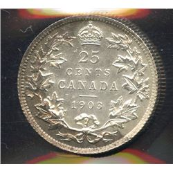 1903 Twenty-Five Cents