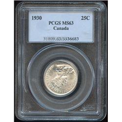 1930 Twenty-Five Cents