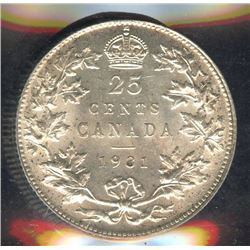 1931 Twenty-Five Cents