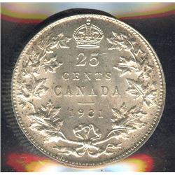 1931 Twenty-Five Cents