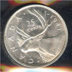 1941 Twenty-Five Cents