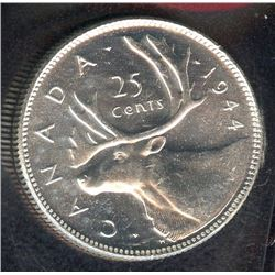 1944 Twenty-Five Cents
