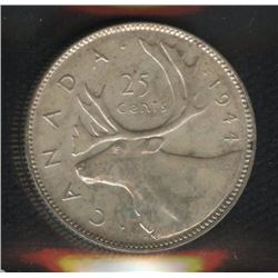 1944 Twenty-Five Cents