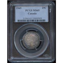 1949 Twenty-Five Cents