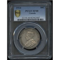 1914 Fifty Cents
