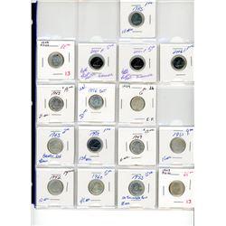 Canada Coin Collection.
