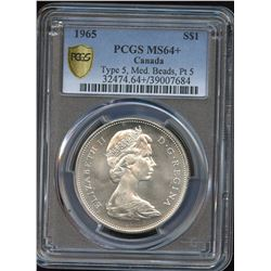 1965 Silver Dollar