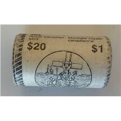 1984 Constitution Nickel Dollar Roll of 20 Coins