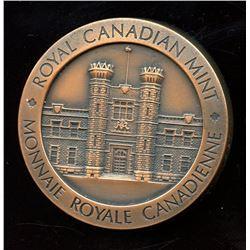 Royal Canadian Mint Medal