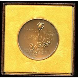 National Ballet of Canada Gratitude For Support Coin Medal
