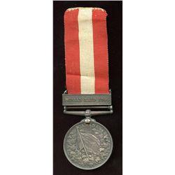 Fenian Raid 1866 Medal
