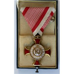 Austria Hungary Medal