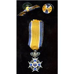 Netherlands CIVILIAN ORDERS OF CHIVALRY