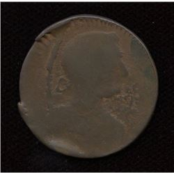 BLACKSMITH ½ Penny Token ND