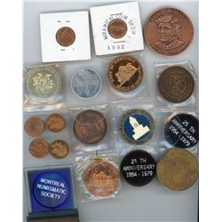 H. Don Allen Collection - Canadian Numismatic Medals