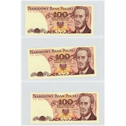 Poland & World Banknote Collection