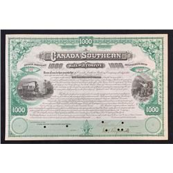 Collection of Railway Financial Documents