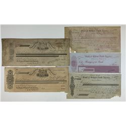 Bank of British North America Ephemera