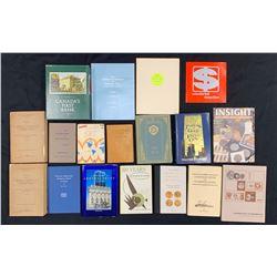 Books - Large lot of Numismatic Books