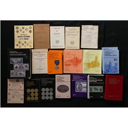 Books - Old Charlton Catalogues, Trade Token Books