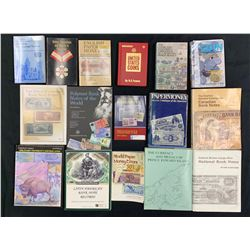 Numismatic Literature Lot from Don Olmstead's Library
