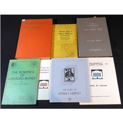 H. Don Allen Collection - Large Lot of Books and Catalogues - Bank Notes and Currency, Part 2