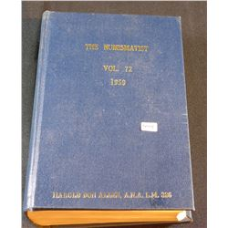 H. Don Allen Collection - The Numismatist - Volume 72, 1959