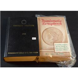 H. Don Allen Collection - The Numismatic Scrapbook Magazine Group