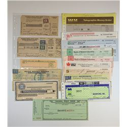 H. Don Allen Collection - Money Orders