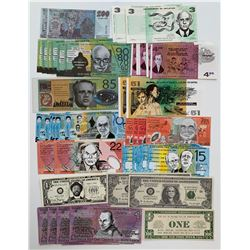 H. Don Allen Collection - Australia, Political and Satirical Notes.