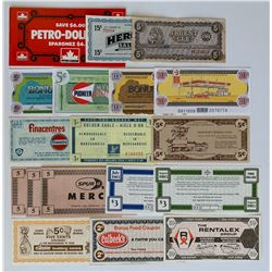 H. Don Allen Collection - Automotive, Fuel and Hardware Coupons