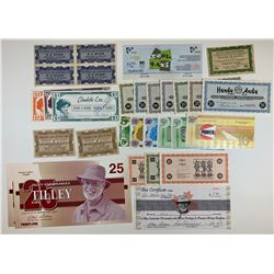 H. Don Allen Collection - Store Loyalty Items and Miscellaneous