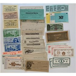 H. Don Allen Collection - School Currency for Educational Use, USA and elsewhere.