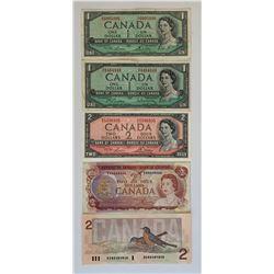 Radar, Bank of Canada Collection