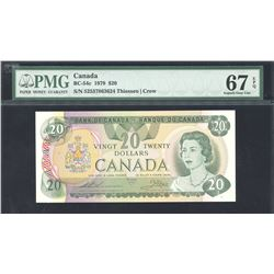 Bank of Canada $20, 1979