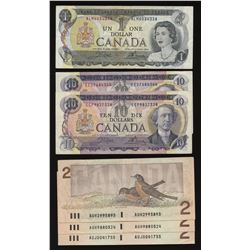 Bank of Canada Changeover Lot