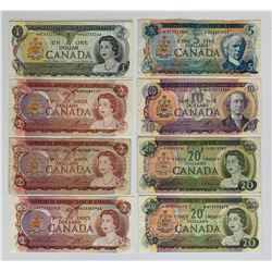 Multi-colour Banknote Wholesale Replacement Lot