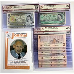 Final Banknotes of the Jim Charlton Collection