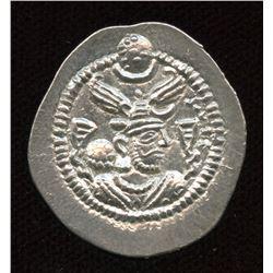 SASANIAN KINGS, Peroz I. AD 457-484. AR Drachm