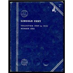 Complete USA Lincoln Penny Album