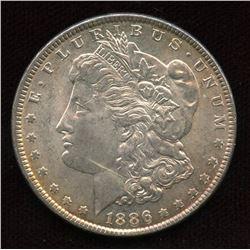 USA 1886 Morgan Dollar