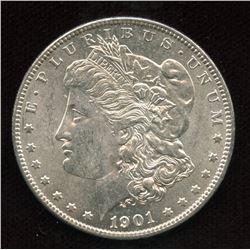 USA 1901-O Morgan Dollar