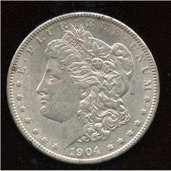 USA 1904 Morgan Dollar